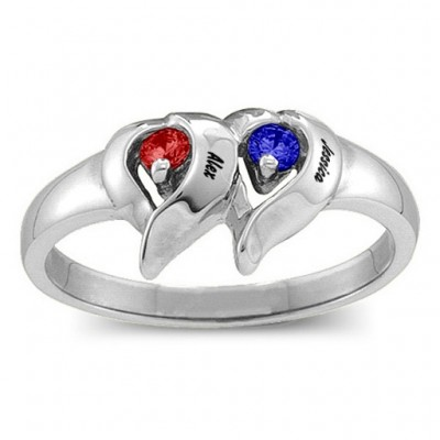 Cerca  Ring with 1-4 Stones  - Name My Jewellery