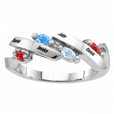 Nectar  Marquise Ring - Name My Jewellery