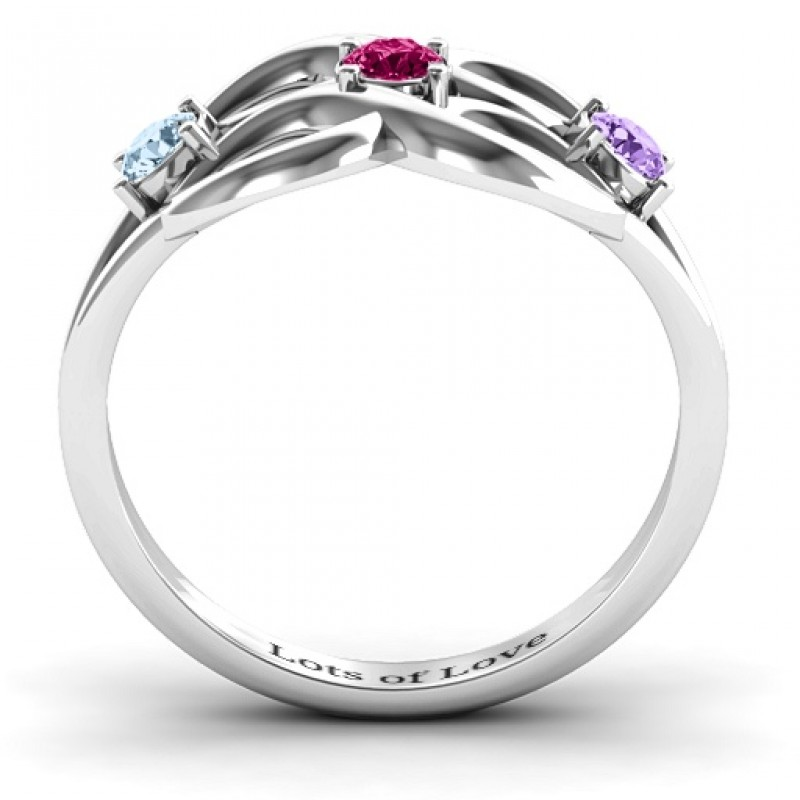 engraved my amazon promise daughter double com always dp precious ring for infinity