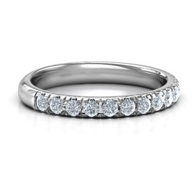 Love All Around Ring - Name My Jewellery