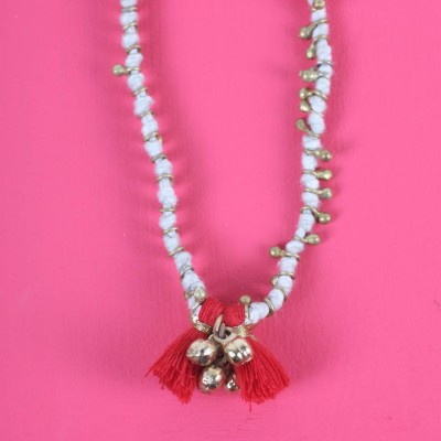 Maya Bead Necklace - Name My Jewellery